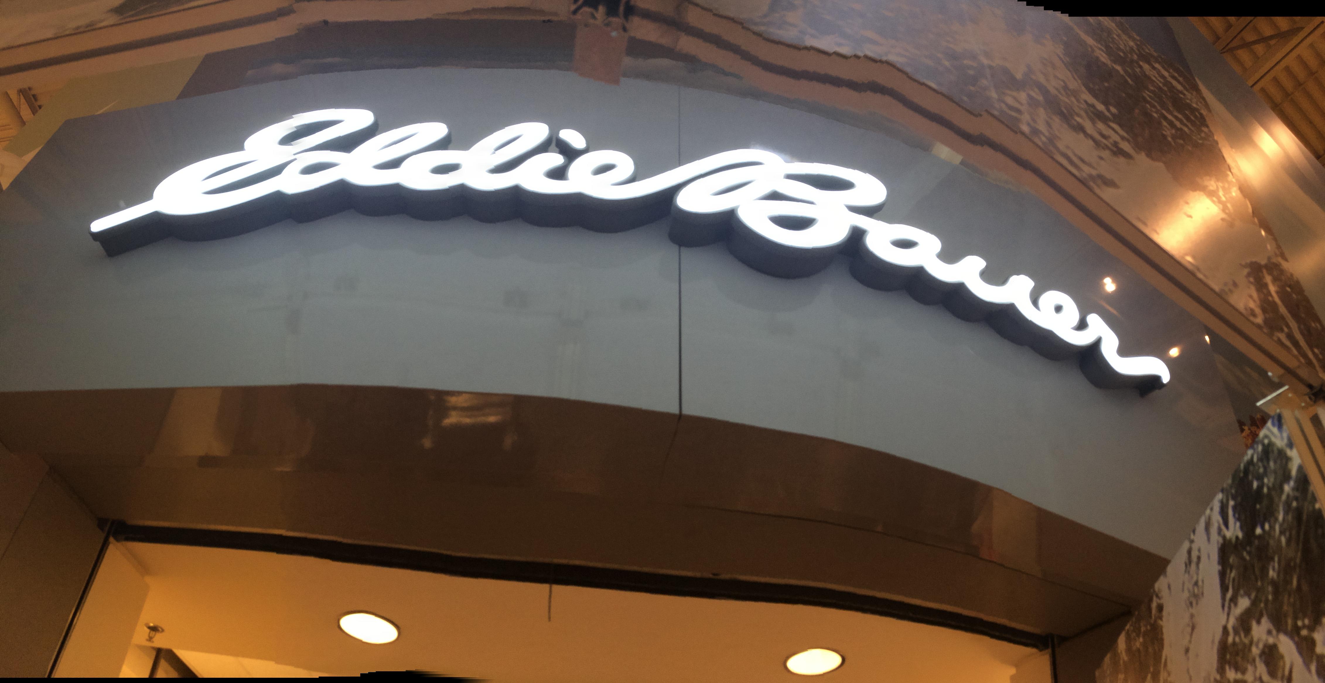 company signs