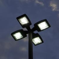 parking lot LED lighting charlotte nc