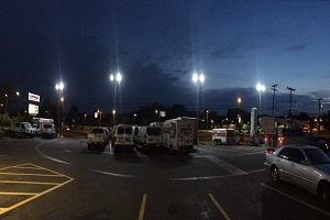 bg Parking lot lighting LED Retrofits replacement charlotte nc